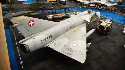 J-2335 - Switzerland - Air Force Dassault Mirage IIIS