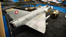 J-2335 - Switzerland - Air Force Dassault Mirage IIIS aircraft