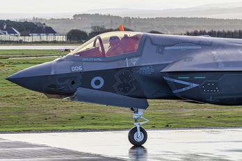 ZM140 - Royal Air Force Lockheed Martin F-35B Lightning II