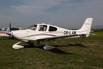 OK-LAW - Private Cirrus SR20