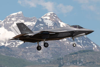17-5245 - USA - Air Force Lockheed Martin F-35A Lightning II