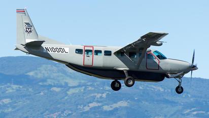 N100DL - Costa Rica - Ministry of Public Security Cessna 208B Grand Caravan