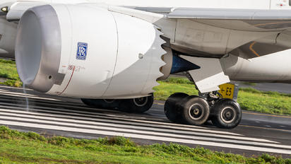 EC-NFM - Air Europa Boeing 787-9 Dreamliner