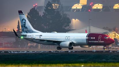 EI-GBI - Norwegian Air International Boeing 737-800