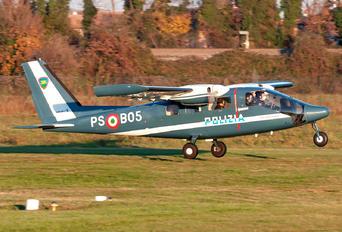 PS-B05 - Italy - Police Vulcanair P68C