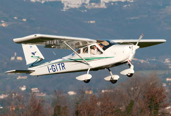 I-GITR - Private Tecnam P92 Echo, JS & Super