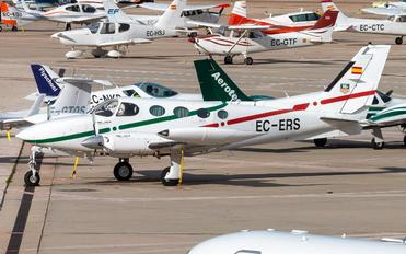 EC-ERS - Private Cessna 340