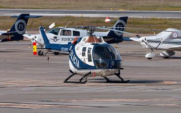 EC-DYN - Spain - Police MBB Bo-105