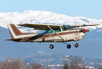 I-ROCH - Private Cessna 172 RG Skyhawk / Cutlass