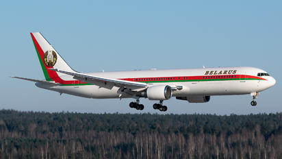 EW-001PB - Belarus - Government Boeing 767-300ER