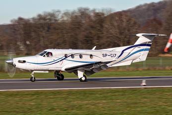 SP-CIZ - Private Pilatus PC-12