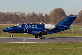 D-IAHG - Spree Flug Luftfahrt GmbH Cessna 525 CitationJet