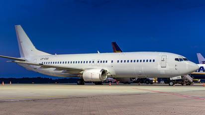 LY-CGC - GetJet Boeing 737-400