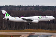 EC-NBN - Wamos Air Airbus A330-200 aircraft