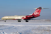 65724 - SibNIA Tupolev Tu-134 aircraft