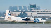SE-LFS - AmaPola Flyg Fokker 50 aircraft