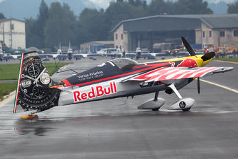 N544AR - The Flying Bulls : Aerobatics Team Zivko Edge 540 series