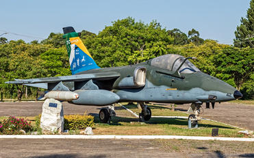 5542 - Brazil - Air Force Embraer AMX A-1A