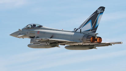 36-34 - Italy - Air Force Eurofighter Typhoon S