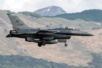 89-2096 - USA - Air Force Lockheed Martin F-16C Fighting Falcon