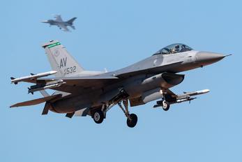88-0532 - USA - Air Force Lockheed Martin F-16C Fighting Falcon