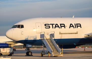 OY-SRF - Star Air Boeing 767-200F