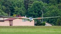 SP-3987 - Aeroclub ROW PZL SZD-9 Bocian aircraft
