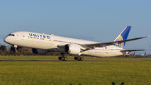 N24974 - United Airlines Boeing 787-9 Dreamliner aircraft