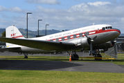 ZK-AWP - Air Chathams Douglas DC-3 aircraft