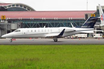 N450JC - Private Learjet 45