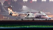 SP-EQK - LOT - Polish Airlines de Havilland Canada DHC-8-402Q Dash 8 aircraft