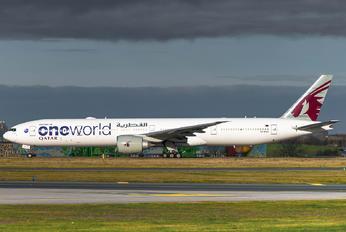 A7-BAA - Qatar Airways Boeing 777-300ER