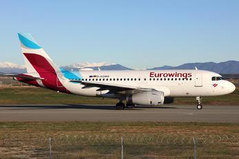 D-AGWD - Germanwings Airbus A319