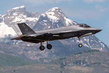 15-5202 - USA - Air Force Lockheed Martin F-35A Lightning II