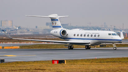 9K-GGD - Kuwait - Government Gulfstream Aerospace G650, G650ER