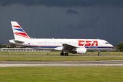 OK-MEI - CSA - Czech Airlines Airbus A320 aircraft