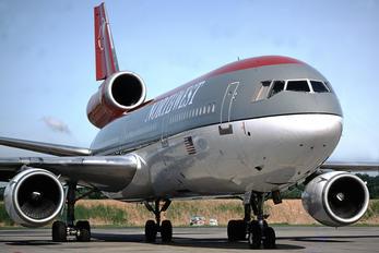 N156US - Northwest Airlines McDonnell Douglas DC-10-40