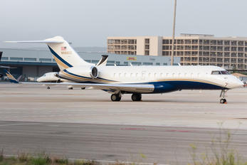 N980CC - Private Bombardier BD-700 Global Express