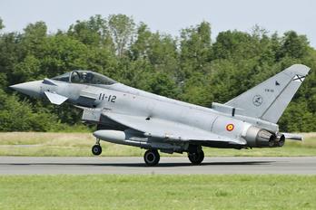 C.16-33 - Spain - Air Force Eurofighter Typhoon