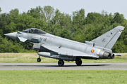 C.16-33 - Spain - Air Force Eurofighter Typhoon aircraft