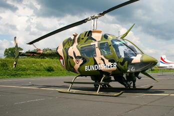 3C-OH - Austria - Air Force Bell OH-58B Kiowa