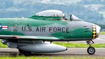 F-AYSB - Private North American F-86 Sabre aircraft