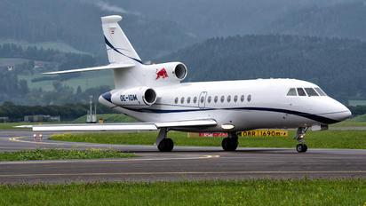 OE-IDM - Red Bull Dassault Falcon 900 series