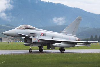 7L-WN - Austria - Air Force Eurofighter Typhoon S
