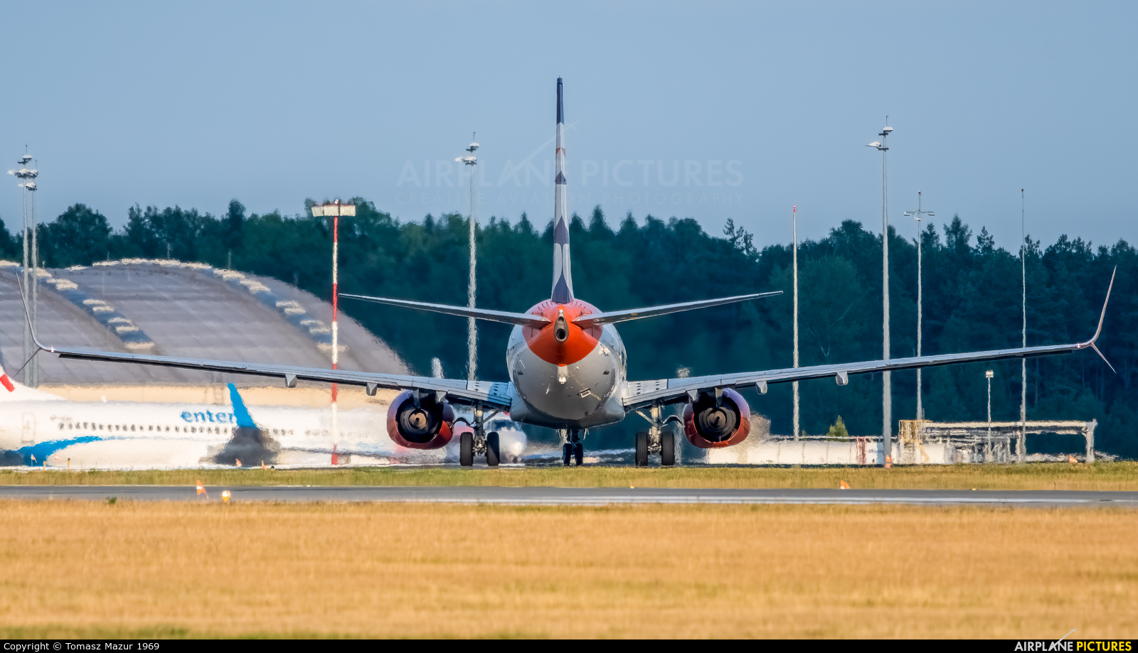 SmartWings C-FTOH aircraft at Katowice - Pyrzowice