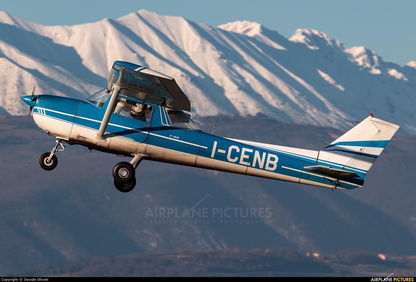 Private I-CENB aircraft at Verona - Boscomantico