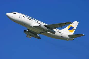 UR-BVY - Aerosvit - Ukrainian Airlines Boeing 737-200