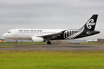 ZK-OJN - Air New Zealand Airbus A320