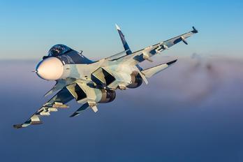 74 - Russia - Navy Sukhoi Su-30SM