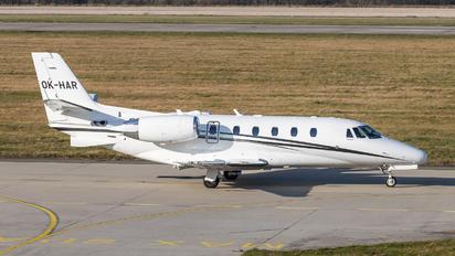 OK-HAR - Aeropartner Cessna 560XL Citation XLS